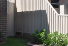 Darling Point Colorbond fencing 9