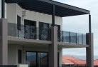 Darling Point Glass balustrading 13