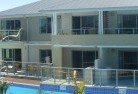 Darling Point Glass balustrading 16