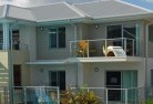 Darling Point Glass balustrading 8