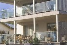 Darling Point Glass balustrading 9
