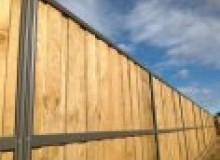 Kwikfynd Lap and Cap Timber Fencing darlingpoint
